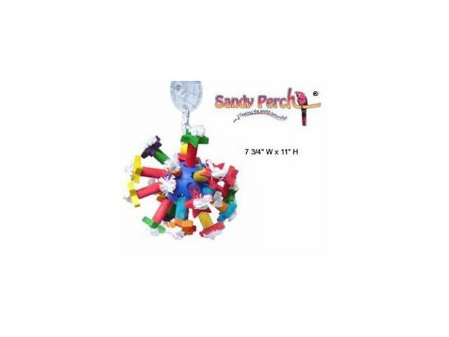 Parrotopia TOY 22 Shooting Star 11in Medium Bird Toy