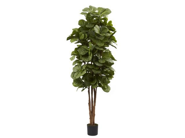 Nearly Natural 6' Fiddle Leaf Fig Tree - 5346