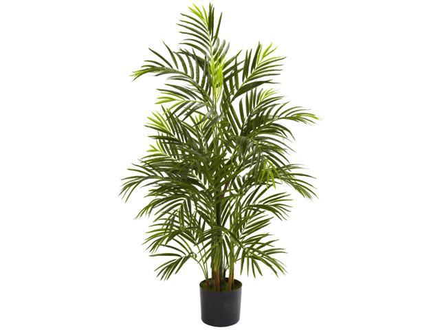 Nearly Natural 3.5 Areca Palm UV Resistant (Indoor/Outdoor)
