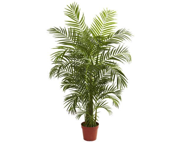 Nearly Natural 4.5 Areca Palm UV Resistant (Indoor/Outdoor)
