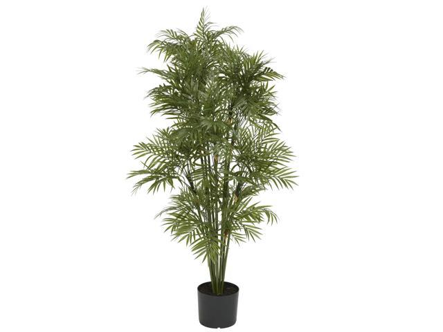 Nearly Natural 4' Plastic Parlour Palm Tree - 5339