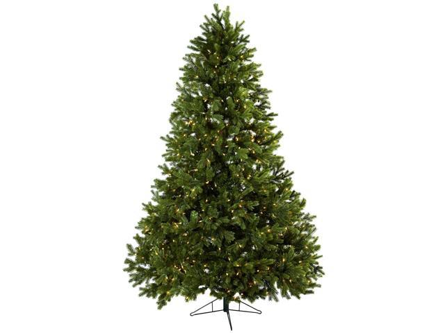 Nearly Natural 7.5 Royal Grand Christmas Tree w/Clear Lights