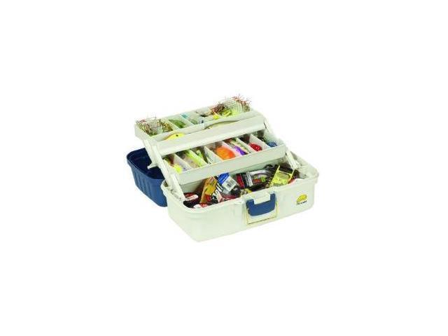 Plano Molding 6201-06 2 Tray Tackle Box-2-TRAY TACKLE BOX