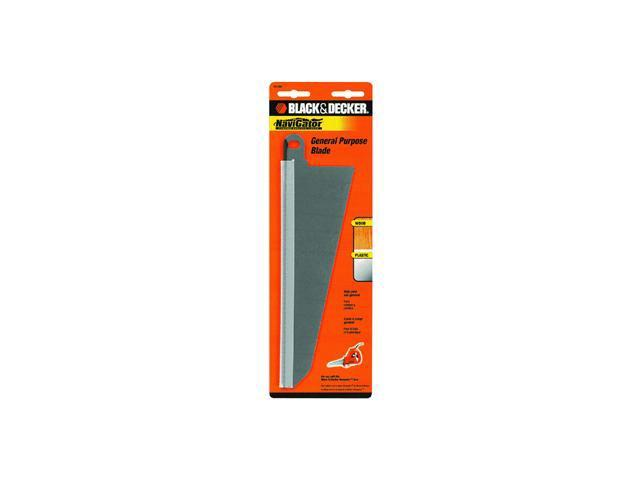 Black & Decker 74-591 Large Wood Cutting Blade for SC500 Navigator Powered Handsaw with Jigsaw