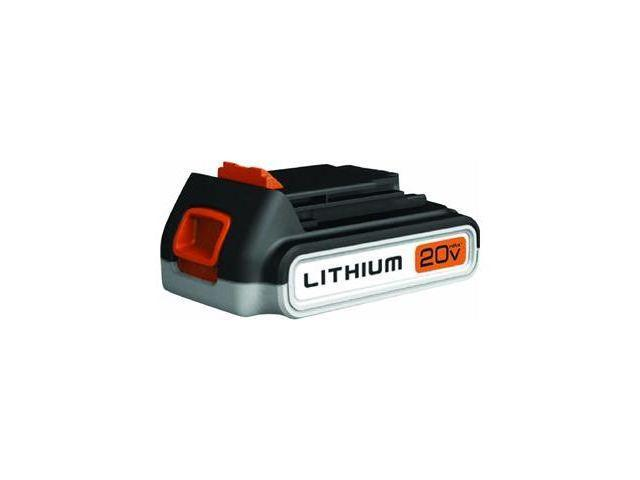 LBXR20 20V MAX Lithium-Ion Battery Pack