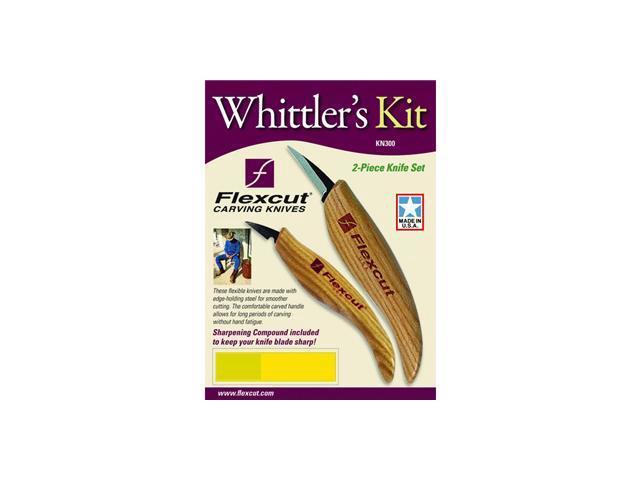 Flexcut Tool Co WhittlerS Kit