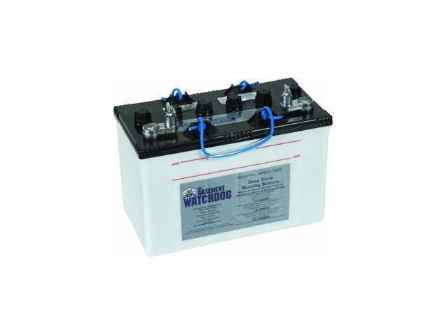Standby Battery  7.5 Hours Basement Watchdog Pumps and Equipment 30HDC140S