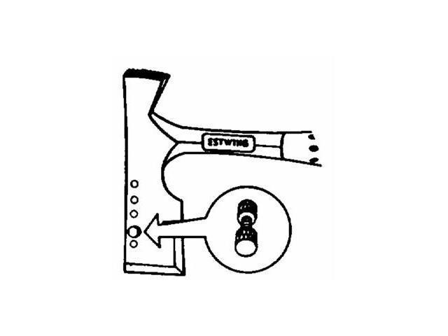 Estwing Shingling Hatchet Gauge