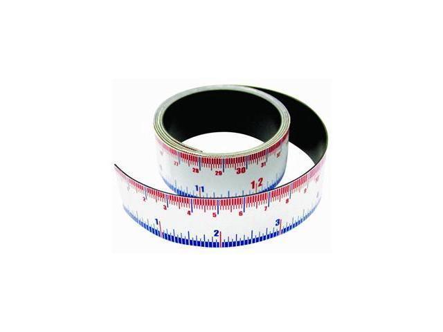 Master Magnetics Flex Magnetic Tape Rule