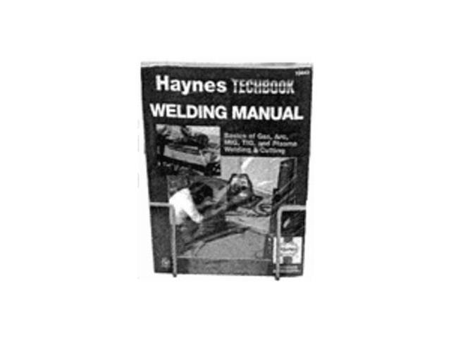Forney Industries Welding Book