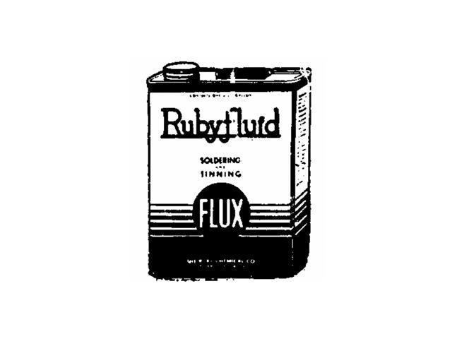 Ruby Chemical 2Oz Liquid Rubyfluid