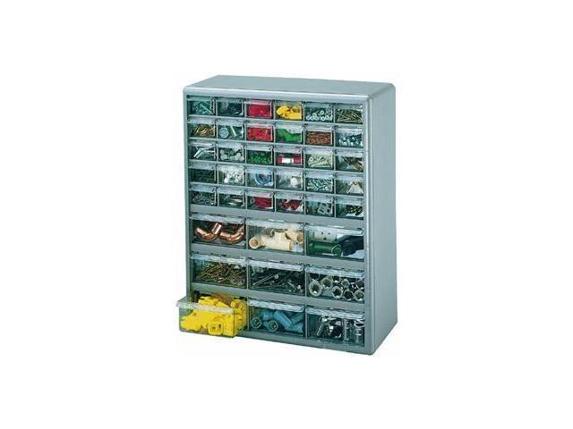 Stack-On 39-Drawer Storage Cabinet.