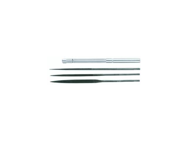 General Tools Swiss Pattern Needle File Set. S477