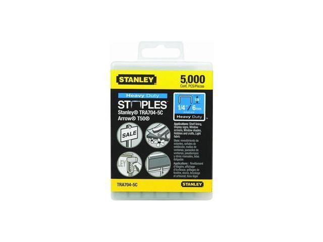 """Stanley Tools 5/16"""" Heavy-Duty Staple."""