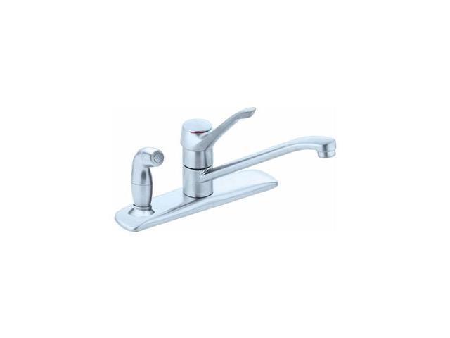 Mizkan Americas Inc 1H Ch Kit Faucet W/Spray Ca87534