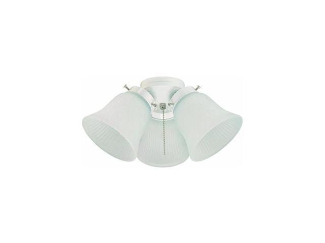Westinghouse Lighting Wh 3-Lt Fan Light Kit 77814