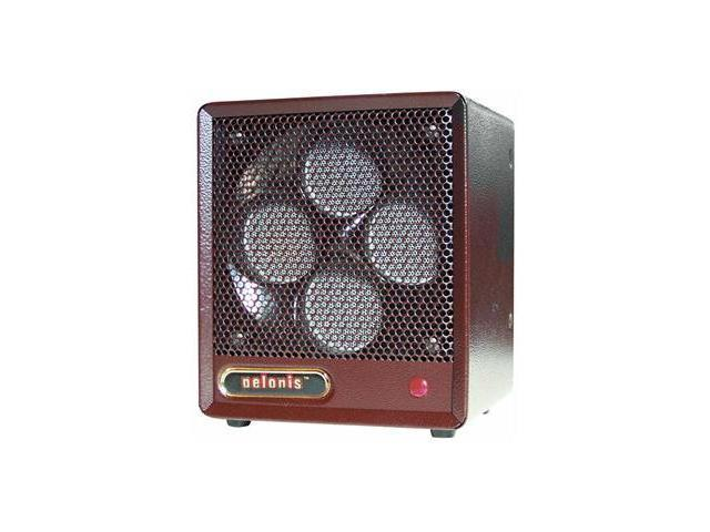 Eater Elec Dsk 2050-5200Btu World Marketing Portable Electric Heaters B6A1 Brown
