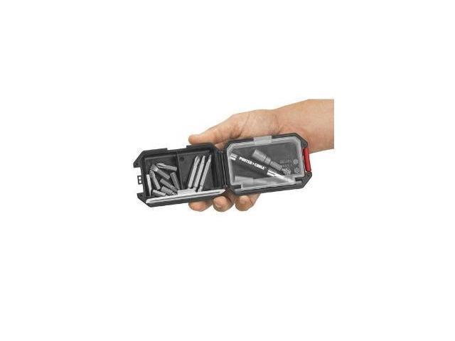 Porter Cable 20 Piece Handcarry Screwdriver Set