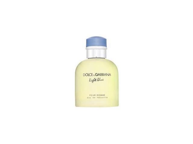Light Blue by Dolce & Gabbana for Men - 2.5 oz EDT Spray