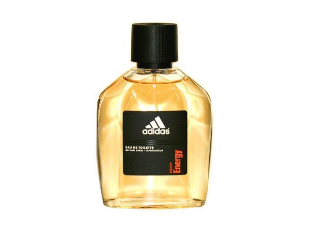Adidas Deep Energy by Adidas Cologne for Men 3.4 oz Eau de Toilette Spray