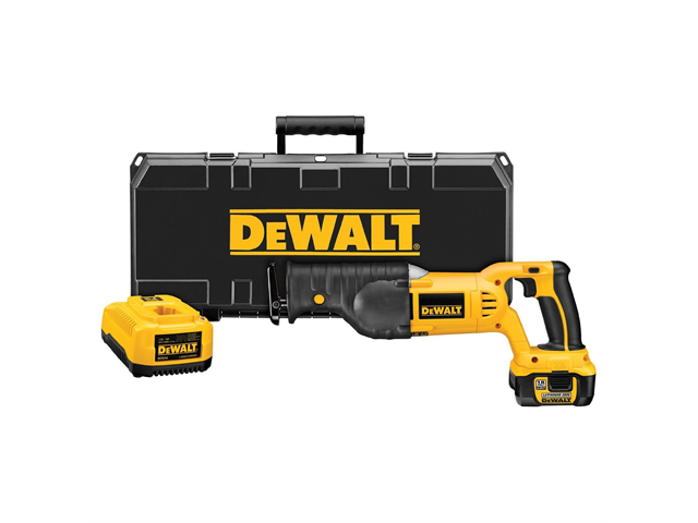 DCS385L 18V XRP Cordless Lithium-Ion Reciprocating Saw Kit