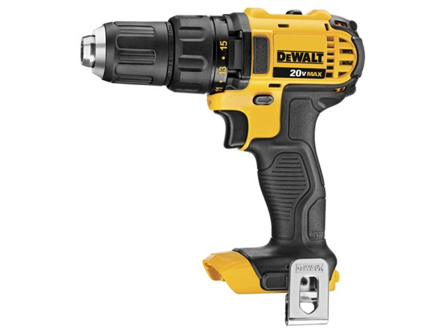 DEWALT 20V MAX Lithium Ion Compact Drill / Driver (Tool Only)