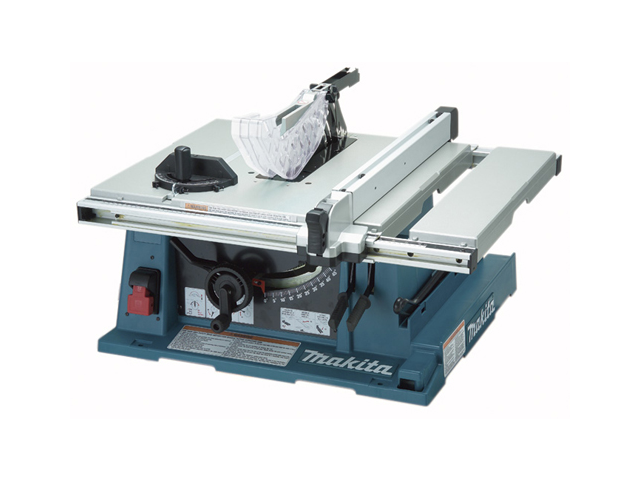 Makita 2705 Contractor Table Saw 10 In Blade