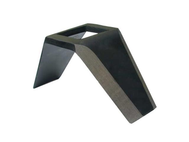 DuroStar ES1600 Replacement V Blade Chipper Shredder Blades For EcoShredder