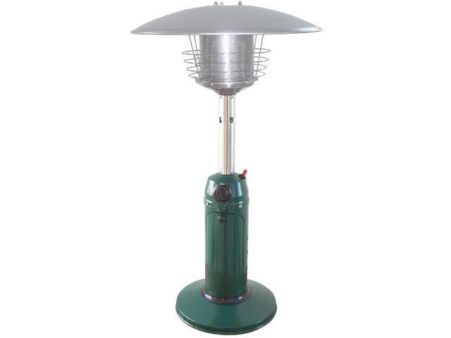 Garden Radiance GS3000GN Stainless Steel Table Top Outdoor Patio Heater - Green