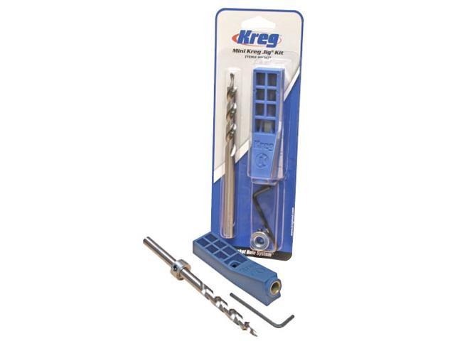 Kreg MKJKIT Mini Kreg Jig Pocket Hole Joinery Kit Tool