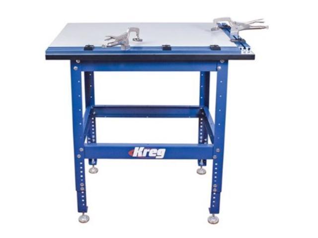 Kreg KKS2000 Klamp Table with Universal Steel Stand