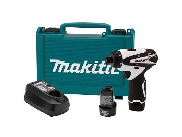 FD01W 12V Max Lithium-Ion Cordless 1/4-in Hex Drill Driver Kit