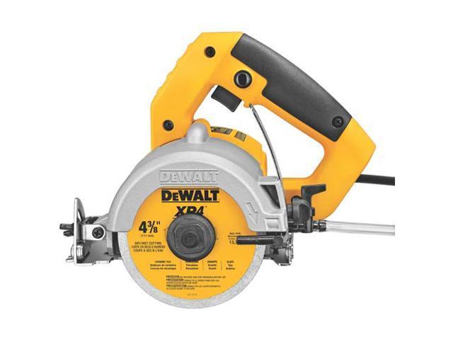 DeWalt DWC860W 4-3/8-Inch Wet/Dry Handheld Tile Cutter