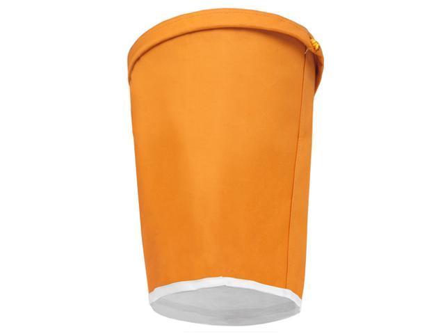 Virtual Sun 32 Gallon 120 Micron Bubble Bag Orange Herbal Ice Wine Replacement