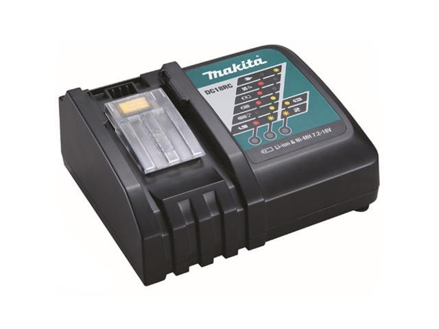 Makita DC18RC 18V LXT Lithium-Ion Rapid Tool Battery Charger Charge - DC18RA