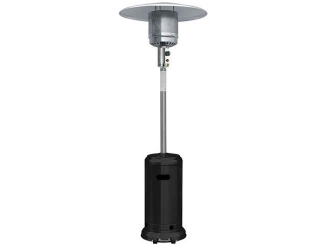 Garden Radiance Stainless Steel Black Outdoor Patio Heater - GS4400BK