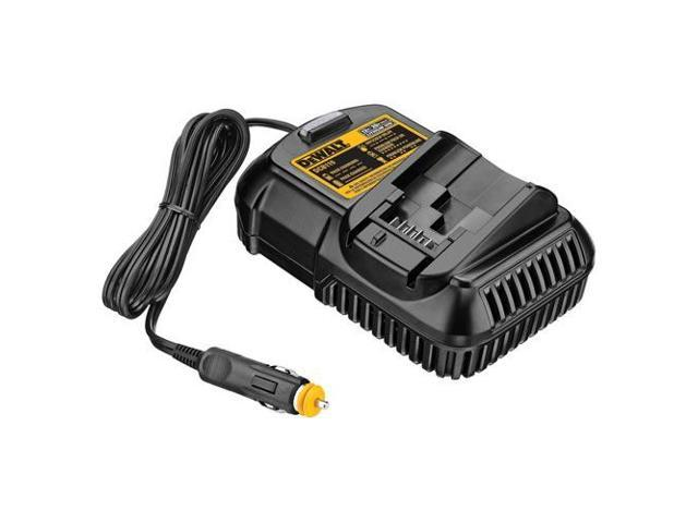DCB119 12V/20V MAX Multi-Voltage Lithium-Ion Vehicle Charger