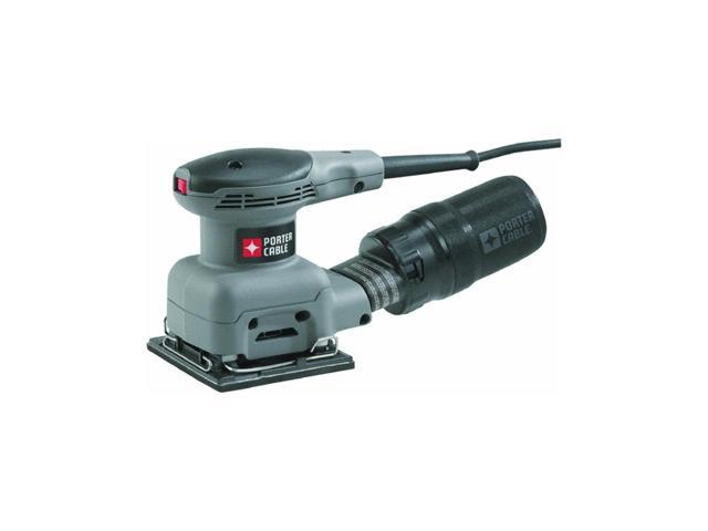 Porter Cable Palm-Grip Sander With Case.