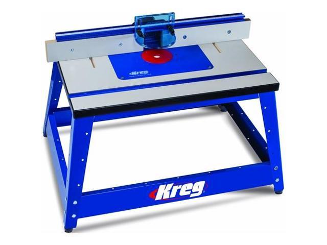 Kreg PRS2100 Precision Benchtop 16-inch x 24-inch MDF Portable Router Table