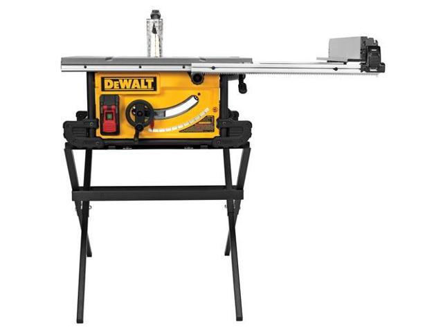 15 Amp Site Pro Compact Jobsite Table Saw With Scissor Stand