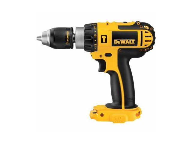 DeWALT 1/2'' (13mm) 18V Cordless Compact Hammerdrill - (Bare Tool Only)