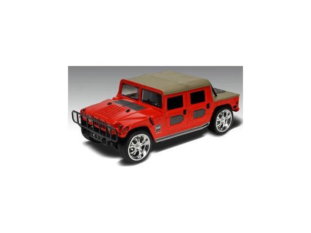 Revell 1/25 SnapTite Hummer H1 Car Model Kit - 851938