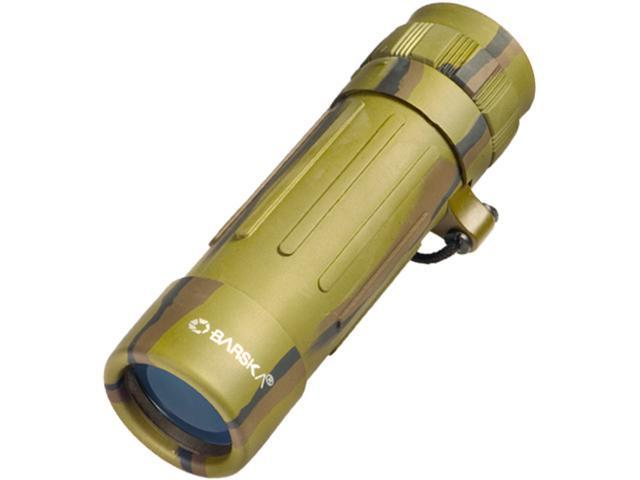 BARSKA LUCID VIEW 10x25 Camo Compact Binoculars