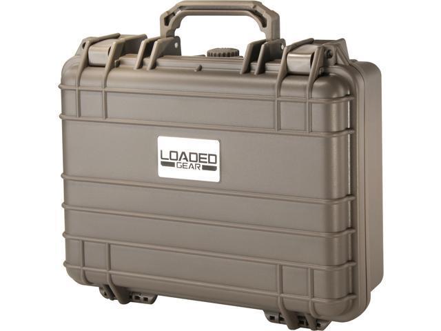 Loaded Gear HD-200 Hard Case, Dark Earth