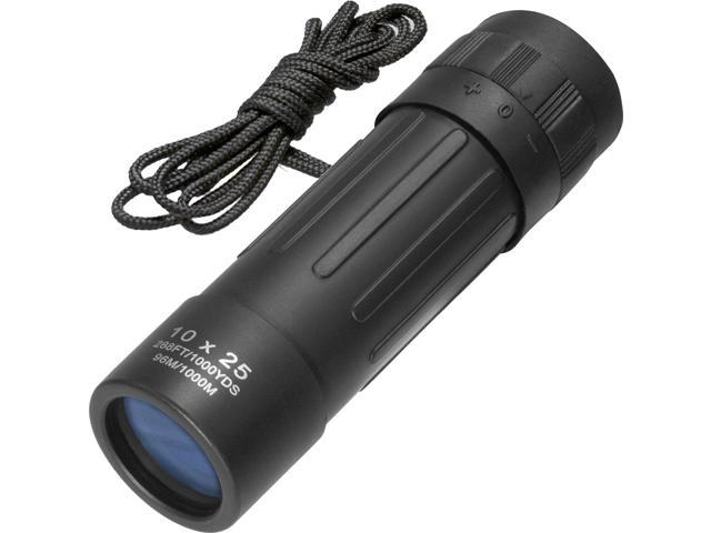 10x25 Lucid View Monocular