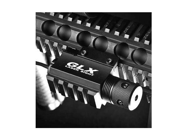 Barska GLX 5mW Green Laser Sight w/ Built-in Picatinny Rail AU11408