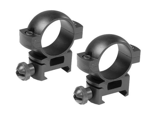 """1"""" Low with Peep Sight Weaver Style Ring"""