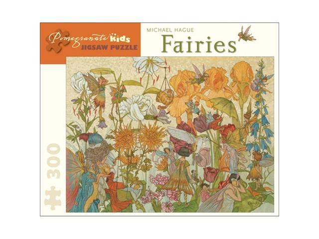 Michael Hague - Fairies Puzzle: 300 Pcs