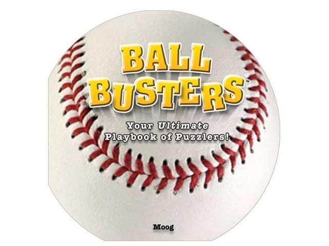Ball Busters Book - Baseball