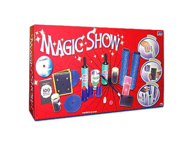 100 Trick Magic Show with DVD